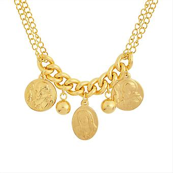 Edforce necklace and pendant 25-0697-N - Women's necklace and pendant