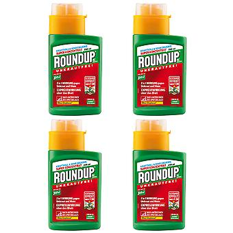 Sparset: 4 x ROUNDUP® AC concentrate, 250 ml