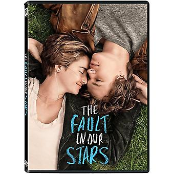 Fault in Our Stars [DVD] USA import
