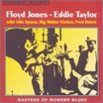 Jones/Taylor - Masters of the Modern Blues [CD] USA import