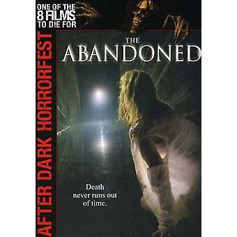 Abandonado [DVD] EUA importar