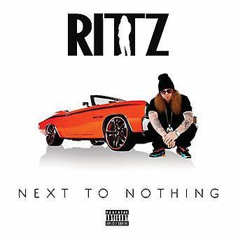 Rittz - Next to Nothing [CD] USA import