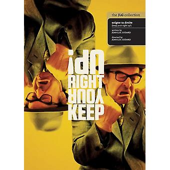 Keep Your Right Up! (1987) [DVD] USA import