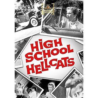 High School Hellcats [DVD] USA import