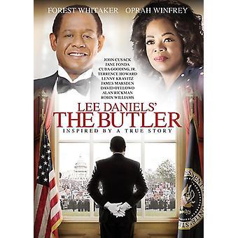 Lee Daniels' the Butler [DVD] USA import