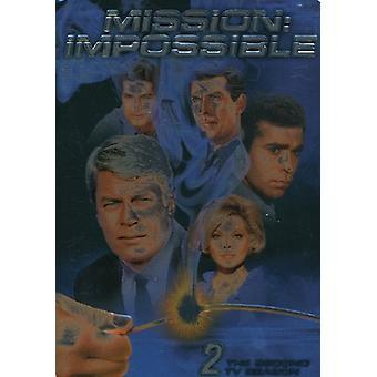 Mission: Impossible - Mission: Impossible: importazione USA stagione 2 [DVD]