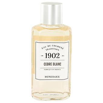 1902 Cedre Blanc by Berdoues Eau De Cologne 8.3 oz / 245 ml (Women)