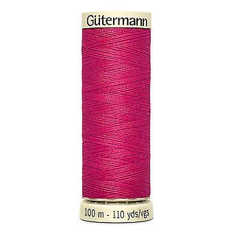 Gutermann Ommella-all 100 % Polyesteri Thread 100m Käsi ja kone värikoodi - 382