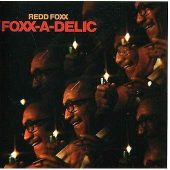 Redd Foxx - Foxx-a-Delic [CD] USA import