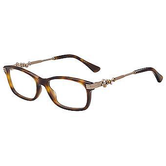 Jimmy Choo JC211 086 Dark Havana Glasses
