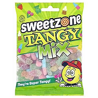 SweetZone Tangy Mix HMC Halal Sweets, 90g Bag
