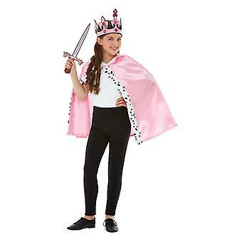 Girls Queen Fancy Dress Kit