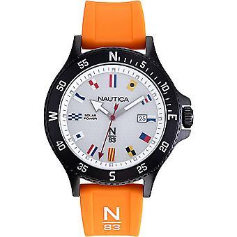 NAPCBS908, Náutica Cocoa Beach Relojes para Hombre -Blanco