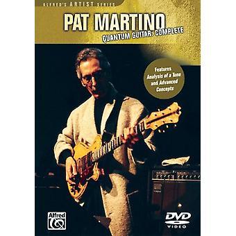Pat Martino - Quantum Guitar: Complete [DVD] USA import