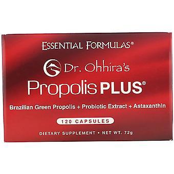 Dr. Ohhira's, Propolis Plus, 120 Capsules