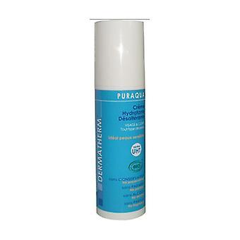 Puraqua thirst-quenching organic moisturizer 150 ml of cream