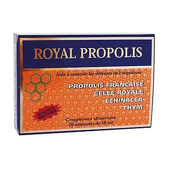 Royal Propolis 20 ampoules of 10ml