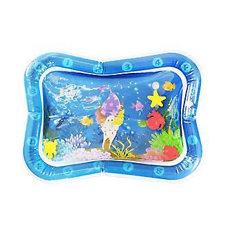 Jeu d'activité, tapis gonflable d'eau de Pvc pour des bébés
