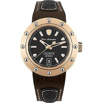Tonino Lamborghini - wristwatch - men - cuscinetto - rose gold - TLF-T01-5