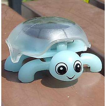 Novelty Fun Animal Toys Solar Mini Creeper Turtle Children Early Education Toys Gifts For Children