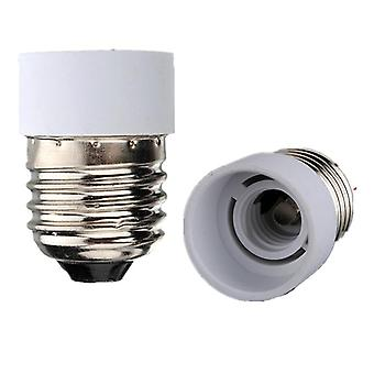 E14 To E27 Light Socket Lamp Base Holder - Converters Bulb High Temperature