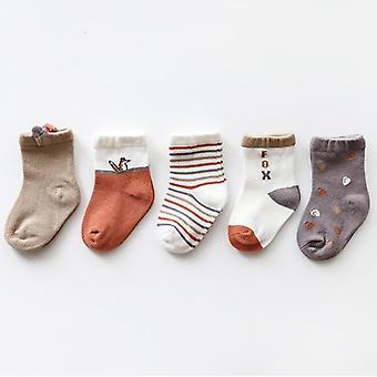 Winter/autumn Baby Cotton Socks