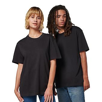 Stance Oversized Solid T-Shirt - Black