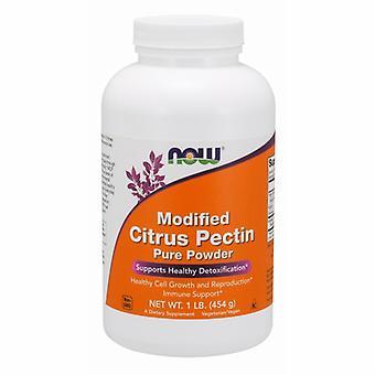 Nå Foods Citrus Pektin (Modifisert), 454 Gr