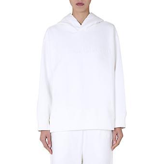 Mm6 Maison Margiela S52gu0123s25337101 Women's White Cotton Sweatshirt