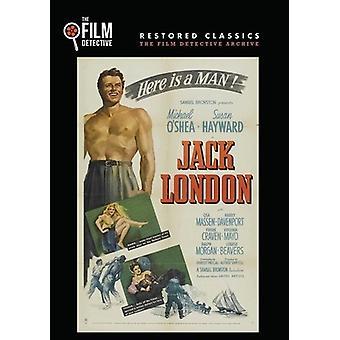 Jack London [DVD] USA import