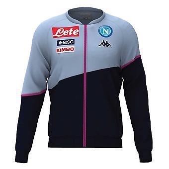 2020-2021 Napoli Neopren Jacket (Blue)