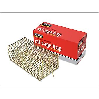 Pest Stop Wire Rat Cage 14in PSRCAGE