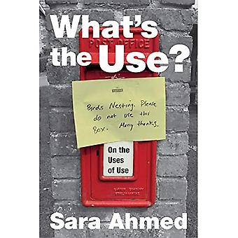 What's the Use?: On the Uses of Use