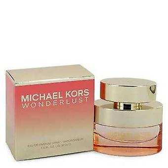 Michael Kors Wonderlust Michael Kors Eau de Parfum Spray 1 oz (naiset) V728-543563