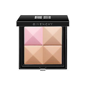 Givenchy Prime Visage Silky Face Powder Quarteto 11g Dentelle Bege #4 -Box Imperfeito-