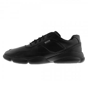 Boss Green Hugo Boss Rapid_Runn_burs Black Trainers 50440669