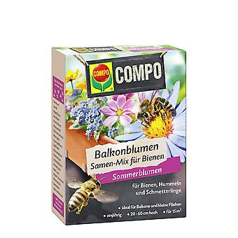 COMPO Seed Mix Balcony Flowers, 100 g