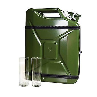 Minibar, Jerrycan 20 L - Green