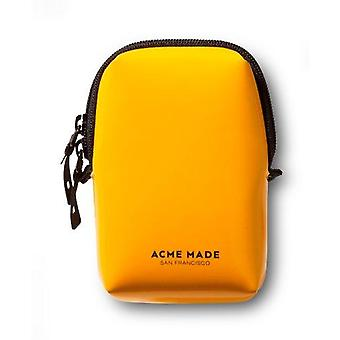 Acme made smart little pouch camera pouch - yellow