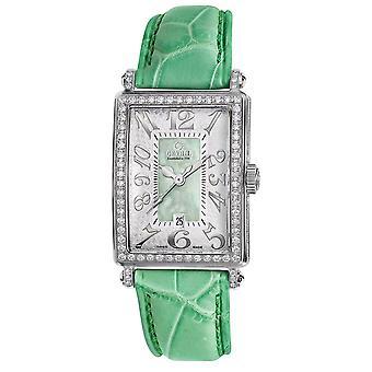 Gevril Women's 7246NV Mini Quartz Avenue of Americas Diamond Watch