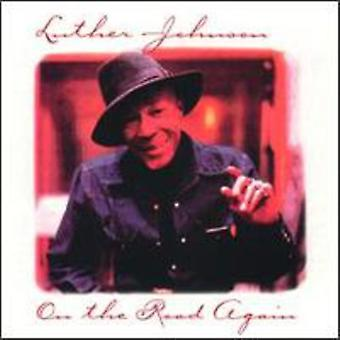Luther Johnson Snake Boy - On the Road Again [CD] USA import