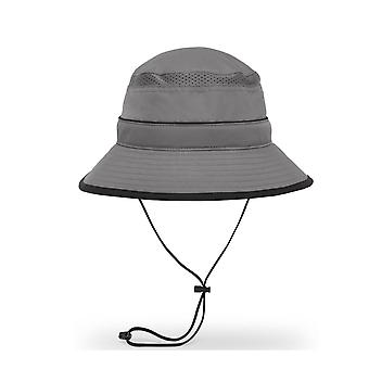 Sunday Afternoons Solar Bucket Hat (Large/Charcoal/Black)