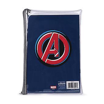 Avengers Burst Briefpapier Set