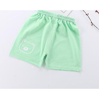 Baby Cartoon Muoti Shortsit - Pure Cotton Casual Housut
