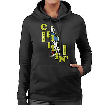 Slush Puppie Just Chillin Women's Hooded Sweatshirt