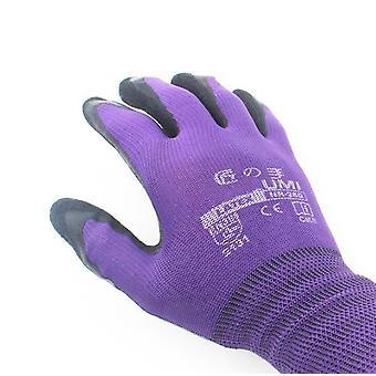 Zahradní nářadí, Thorn Garden Labor Gloves 13 - Pin Polyester Materiál Rukavice