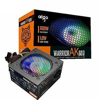 最大600w Atxデスクトップコンピュータの電源