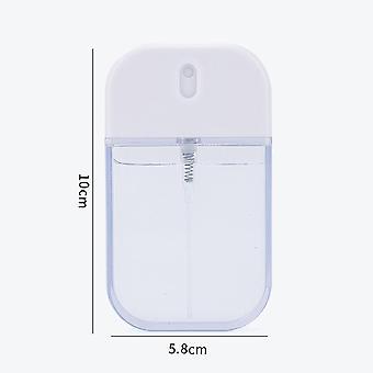 Transparent Empty Spray Bottles, Plastic, Mini, Refillable Container, Empty