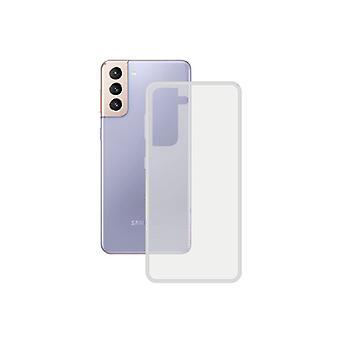 Sag Samsung Galaxy S21 Plus KSIX Flex TPU Transparent