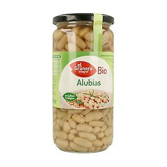 Organic Cooked White Beans 660 g